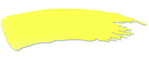 student acrylic colour swatch fluro yellow